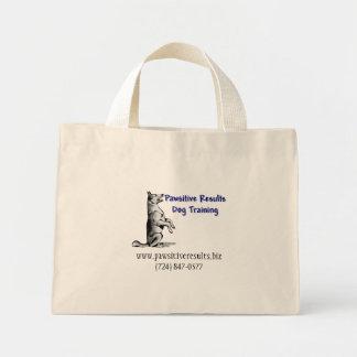 Pawsitive Results Tote Mini Tote Bag