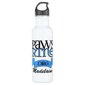 PawsPartners.org Alliance Logo Gear Water Bottle