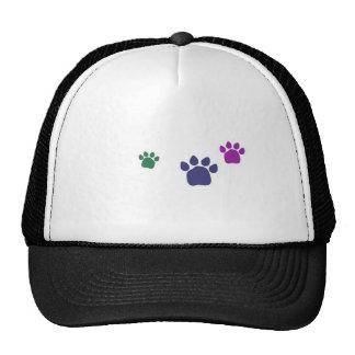 PawsPrints Trucker Hat