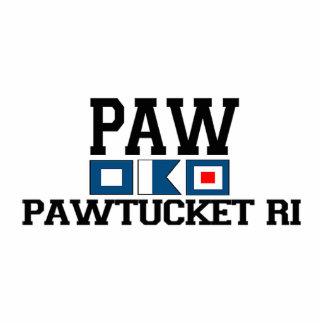 Pawtucket. Statuette