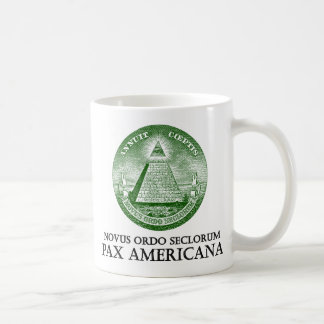 PAX AMERICANA MUGS