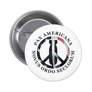 Pax americana pin