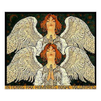 Pax Angel Twin Print