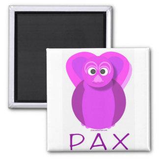 PAX PLAIN FRIDGE MAGNETS