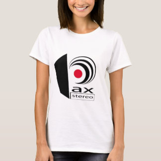 Pax Stereo Logo Items T-Shirt