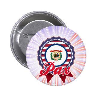 Pax WV Pins