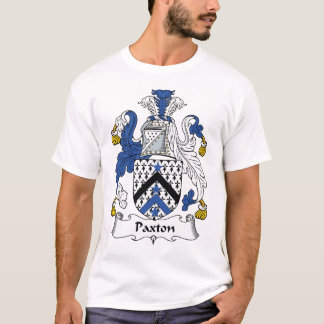 Paxton Family Crest T-Shirt