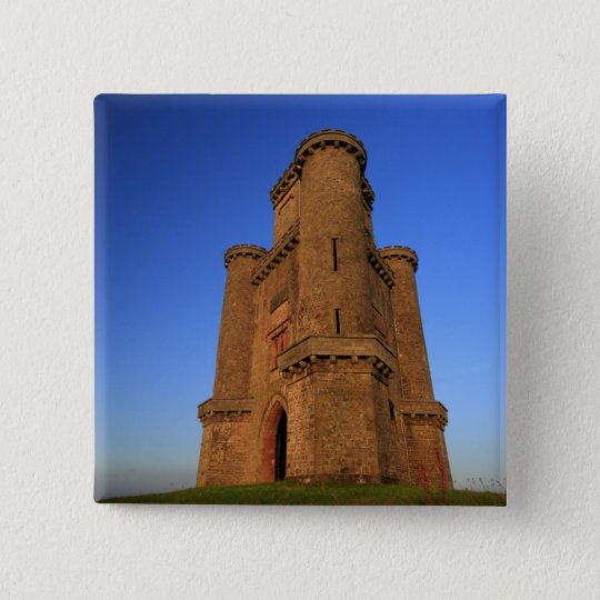 Paxton's Tower Pinback Button