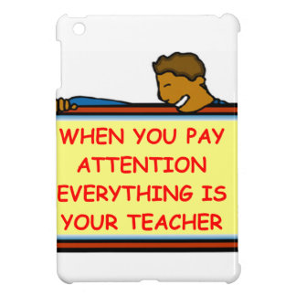 pay ateention iPad mini cases