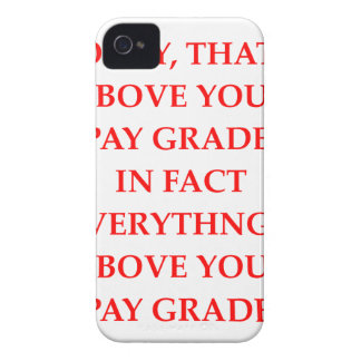 PAY iPhone 4 CASE