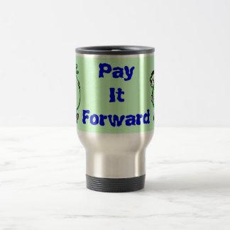 Pay It Forward travel mug