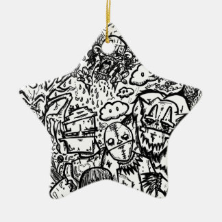 Pay No Attention Christmas Ornament