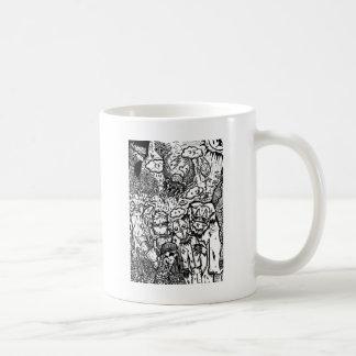Pay No Attention Mugs