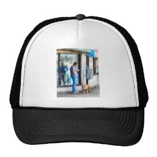 Pay Phone Trucker Hat