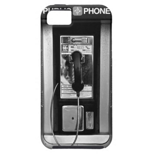Pay Phone Iphone 5 Case