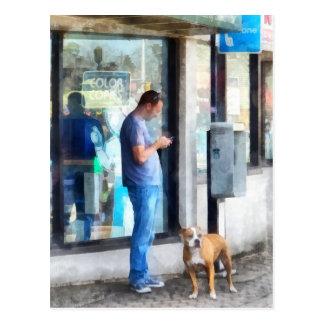 Pay Phone Postcard
