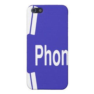 Pay Phone Sign iPhone Case