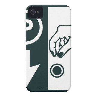 Pay To Park Sign iPhone 4 Case-Mate Case