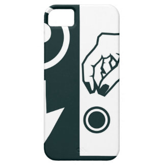 Pay To Park Sign iPhone SE/5/5s Case