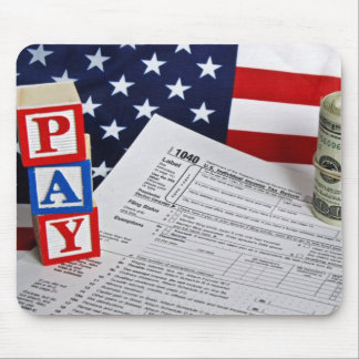 Pay Today Mousepad