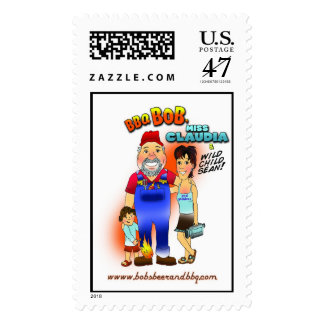 Pay Your Bills with Bob! Postage