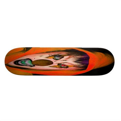 payaso 4,0 del asesino tablas de patinar