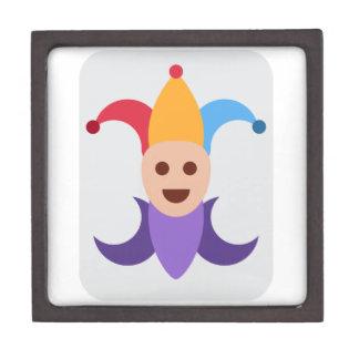 Payaso/bufón de rey Emoticon Twitter