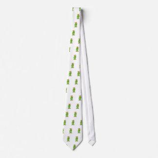 Payaso con sueños grandes del anillo corbata personalizada