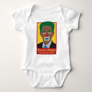 Payaso de Barack Obama Camisetas