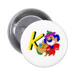 Payaso de K Pin