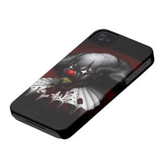 Payaso de la muerte Case-Mate iPhone 4 cobertura