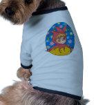 Payaso del bufón de la corte camisas de mascota