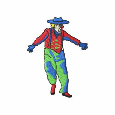 Payaso del rodeo chaqueta