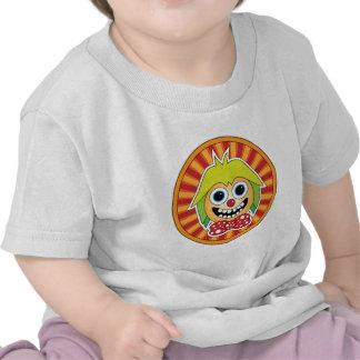 Payaso divertido camisetas