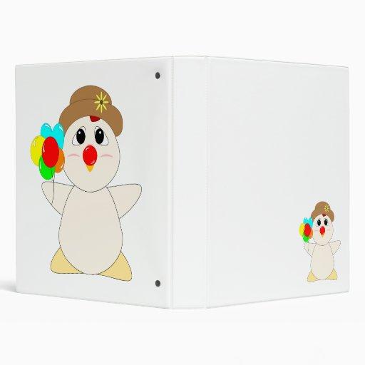 Payaso Huggable del pollo