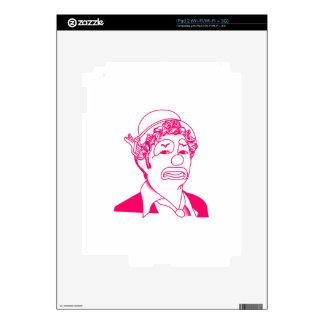 Payaso iPad 2 Skin