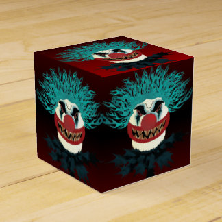 Payaso malvado - caja de regalo de Klown Halloween Cajas Para Detalles De Boda