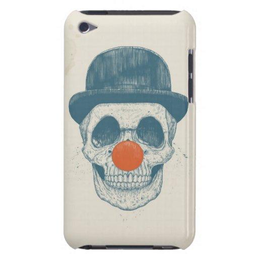 Payaso muerto iPod Case-Mate fundas
