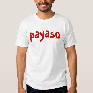 payaso playeras