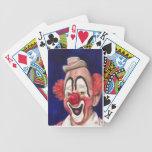 Payaso principal Lou Jacobs Baraja Cartas De Poker