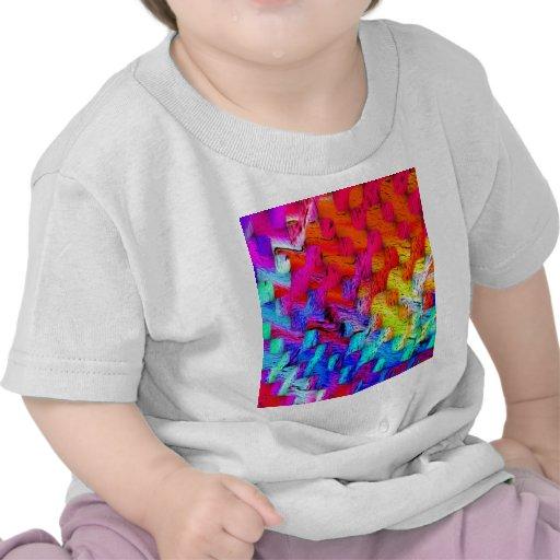 Payaso torcido camiseta