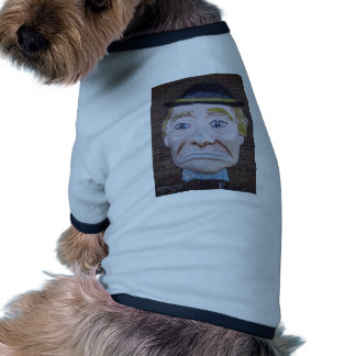 Payaso triste de Kiddieland Camisa De Perrito