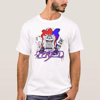 Payasos torcidos (camiseta) playera