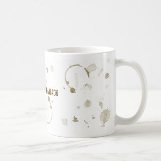 Payback for all the Stains on my Papers Mug