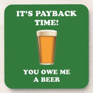 Payback Time Coaster