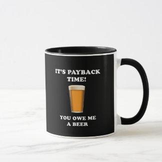 Payback Time Mug