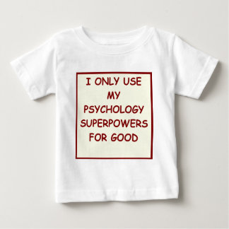 paychology psychologist baby T-Shirt