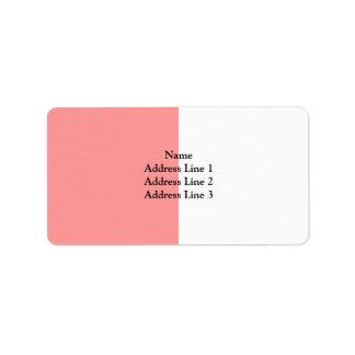 Payerne, Switzerland flag Address Label