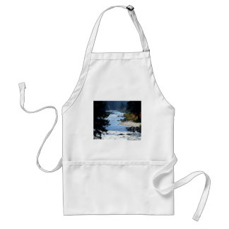 Payette River Adult Apron