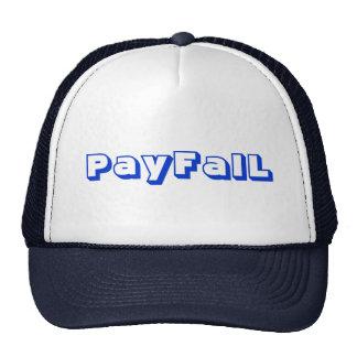 PayFaIL Gorro De Camionero